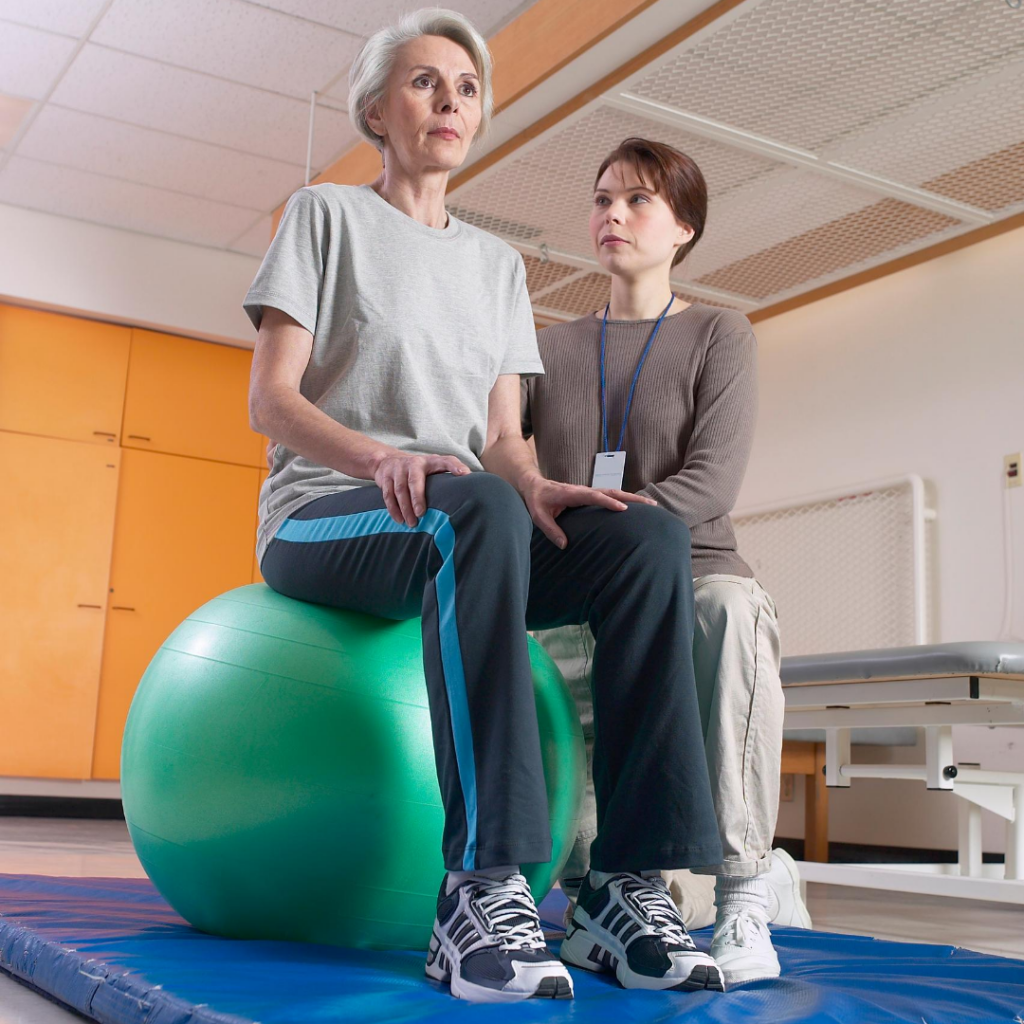 Geriatric Physical Therapy in Farmingdale